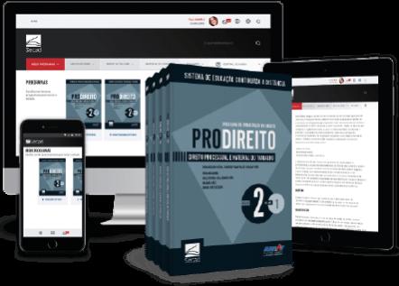 PRODIREITO Processual e Material do Trabalho