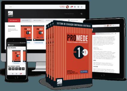 Promede - programa de atualização em medicina de emergência