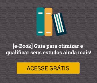 [E-book] Guia para otimizar e qualificar seus estudos ainda mais!