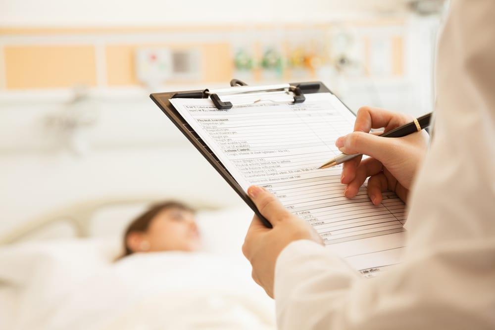 Evolucao De Enfermagem Completa Como Fazer Blog Do Secad